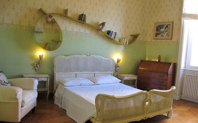 Отель B&B Fiera del Mare Генуя комната для гостей