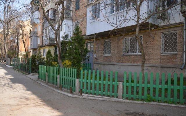 Апартаменты Apartments In The Center Of Nikolaev вид на фасад