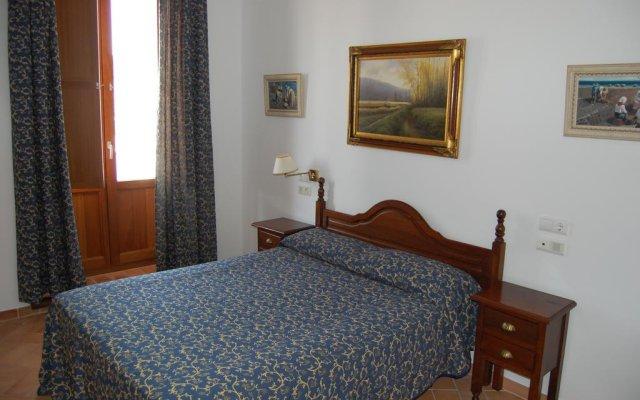 Отель Hospederia Del Carmen комната для гостей