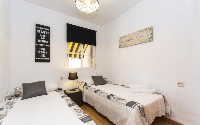 Апартаменты Flatsforyou Big Apartments Валенсия комната для гостей