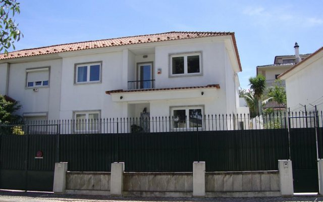 Отель Fantastic Villa - Central Lisbon вид на фасад