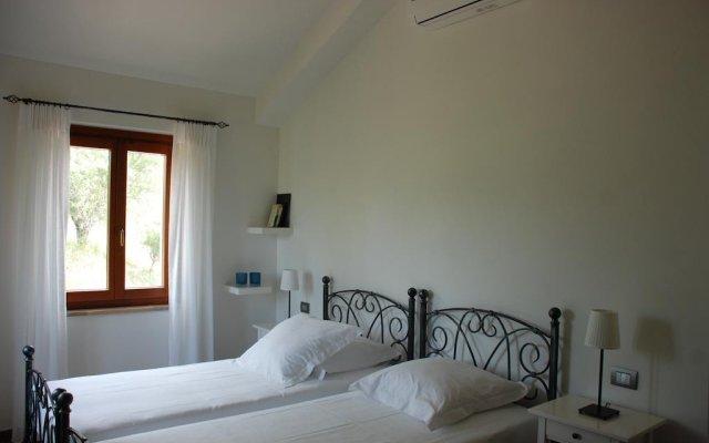 Отель Profumo delle Marche Монтефано комната для гостей