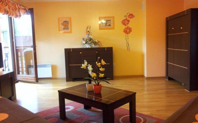 Отель Apartament Widokowy Maki Закопане комната для гостей