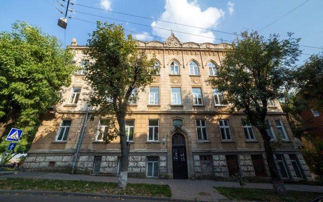 Гостиница Lviv City Rent вид на фасад