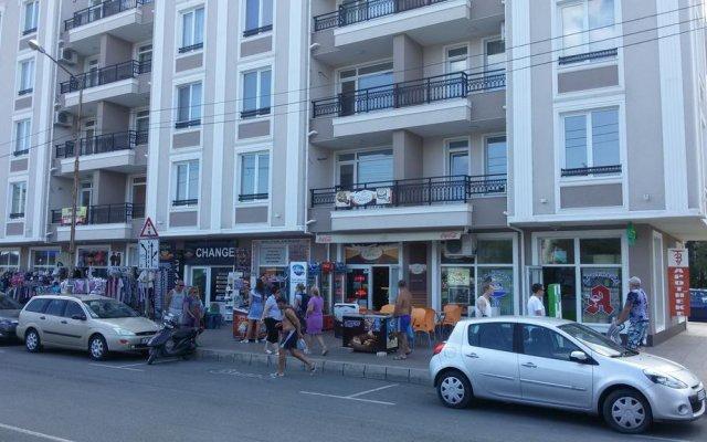 Отель Premier Residence Apartment Болгария, Солнечный берег - отзывы, цены и фото номеров - забронировать отель Premier Residence Apartment онлайн вид на фасад