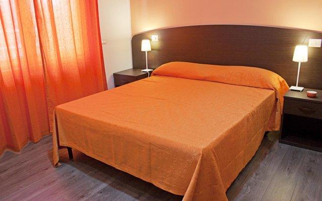 Отель Difronte Ai Musei Vaticani комната для гостей