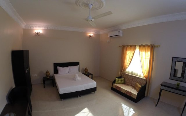 Oceania Appart Hotel in Djibouti, Djibouti from 171$, photos, reviews - zenhotels.com guestroom