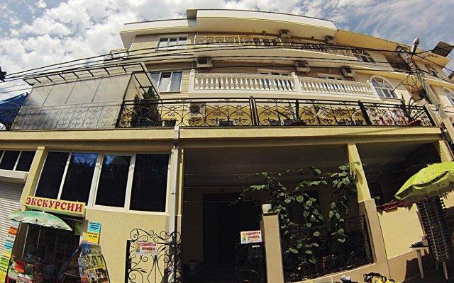 Гостиница Guest House Grant вид на фасад