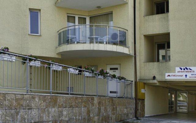 Апартаменты Viva Apartments городской автобус