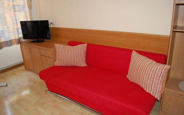 Отель Aparthotel Laaerberg Вена комната для гостей