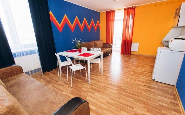 Отель Абажур Стачек Екатеринбург комната для гостей