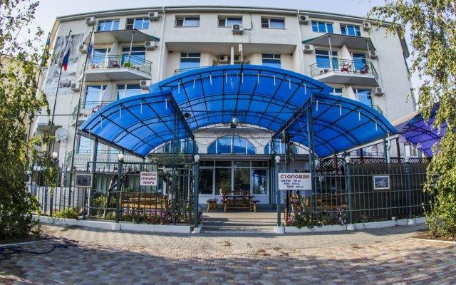 Гостиница Kamchatka Guest House вид на фасад