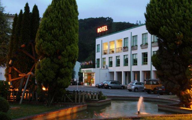 Hotel de Arganil вид на фасад