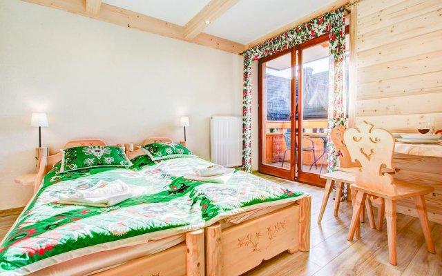 Отель Willa Vera Польша, Закопане - отзывы, цены и фото номеров - забронировать отель Willa Vera онлайн комната для гостей