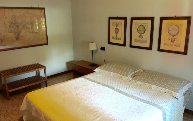 Отель B&B Le Jardin Колоньо-Монцезе комната для гостей