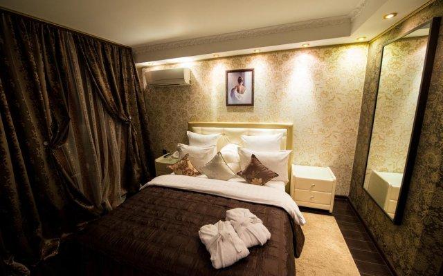 Мини-Отель Soblaznov комната для гостей