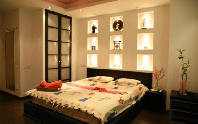 Гостиница 4 Rooms в Новосибирске отзывы, цены и фото номеров - забронировать гостиницу 4 Rooms онлайн Новосибирск комната для гостей