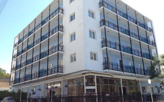 Отель Annapolis Inn Родос вид на фасад