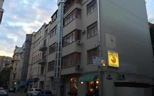 Апартаменты Gogol Apartment вид на фасад