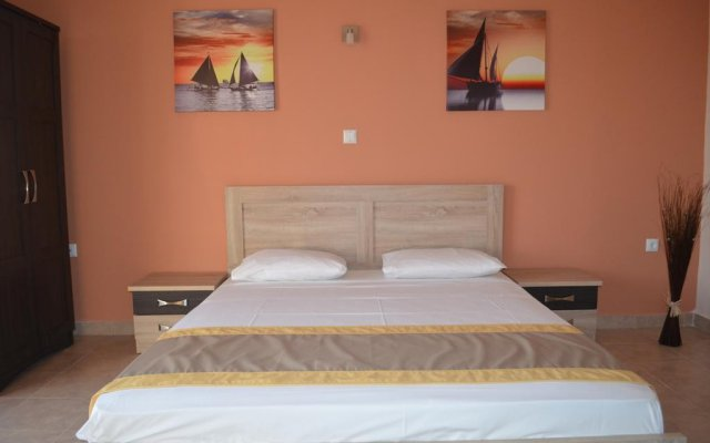 Апартаменты Grand Villas Apartments & Studios комната для гостей