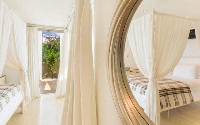 Отель Glass House комната для гостей