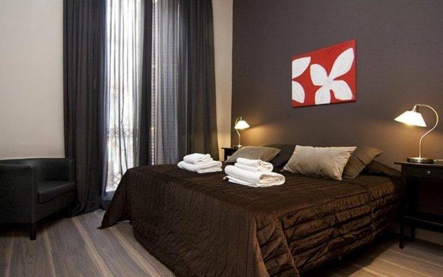Апартаменты Tendency Apartments 9 комната для гостей