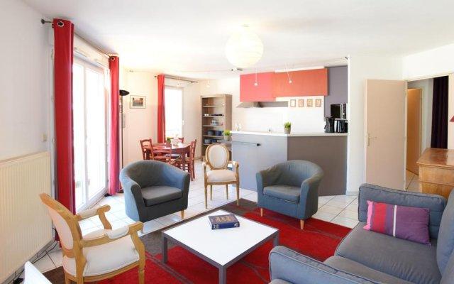 Отель Appart Ambiance - Turbil Франция, Лион - отзывы, цены и фото номеров - забронировать отель Appart Ambiance - Turbil онлайн комната для гостей