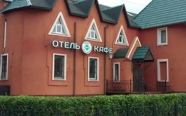 Гостиница Кают-Компания вид на фасад