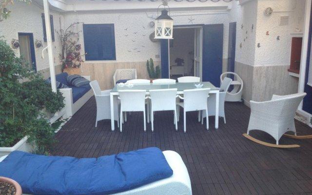 Отель Villa Solemar Бари комната для гостей