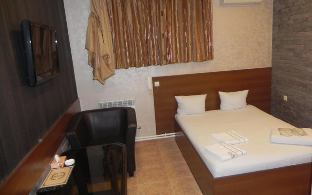 VAN Hotel комната для гостей