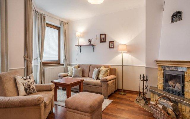 Отель Apartamenty Kaszelewski Закопане комната для гостей