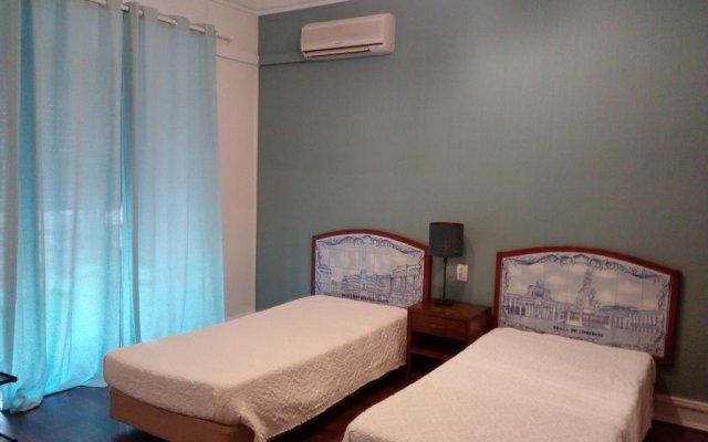 Отель Londrina B&B Lisbon Португалия, Лиссабон - отзывы, цены и фото номеров - забронировать отель Londrina B&B Lisbon онлайн комната для гостей