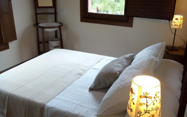 Отель Casa RoxÁn Кангас-де-Онис комната для гостей