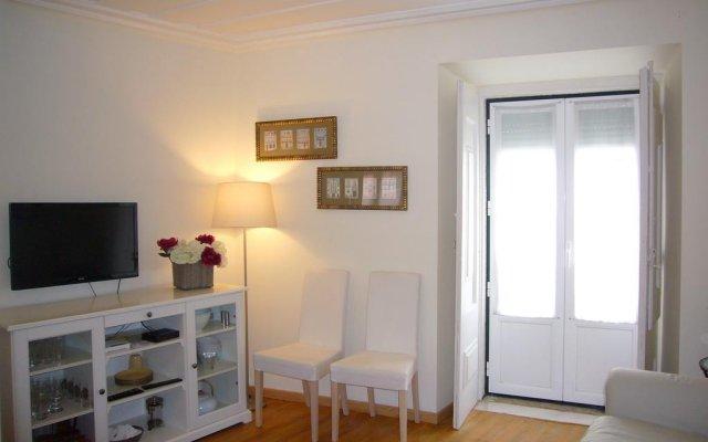 Апартаменты Apartment 11 Steps комната для гостей