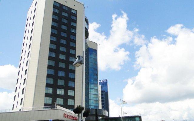 Гостиница «Виктория-2» вид на фасад