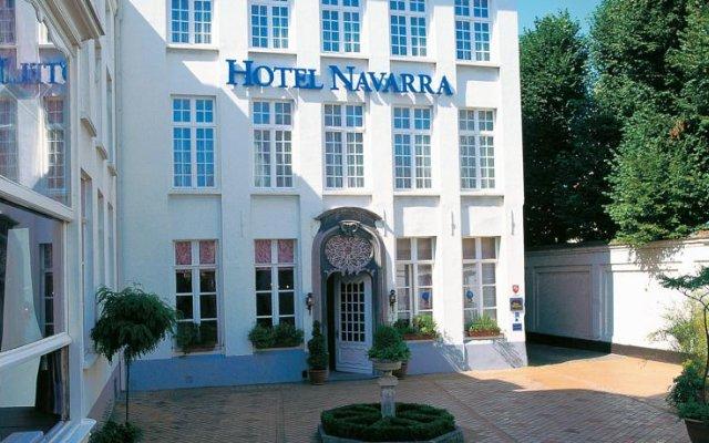 Hotel Navarra Brugge 0