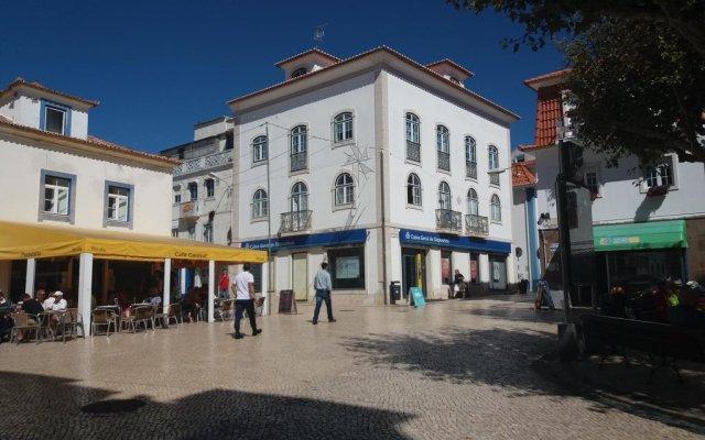 Отель Central Square II вид на фасад