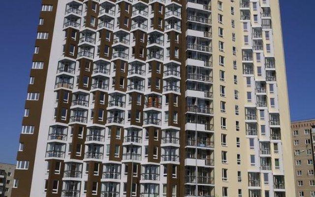 Апартаменты Олеся вид на фасад