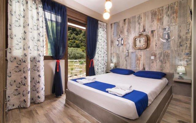 Отель Simon Prince Prive Ситония комната для гостей