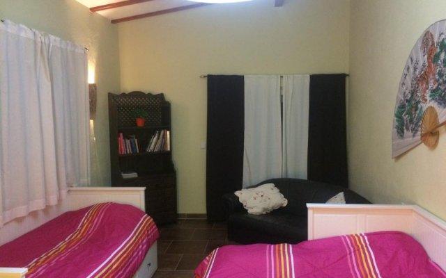 Отель Casa rural en Finestrat комната для гостей