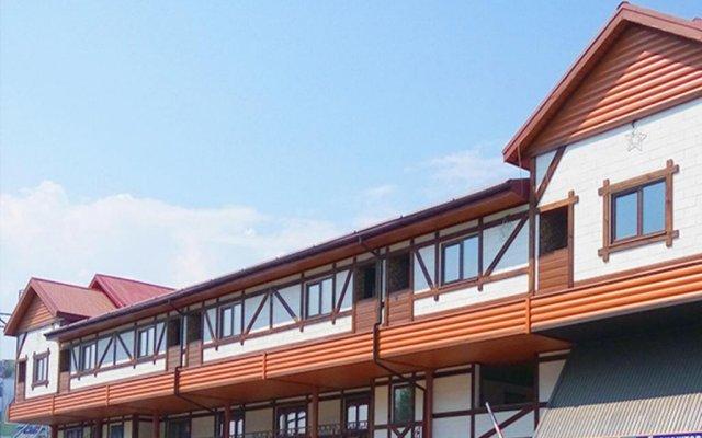 Advenus Hotel вид на фасад