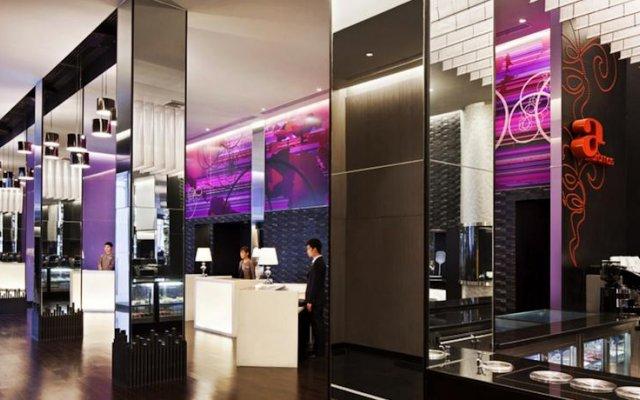 Отель Radisson Suites Bangkok Sukhumvit Бангкок развлечения