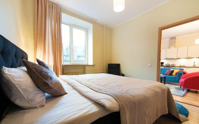 Апартаменты Tallinn City Apartments - Central комната для гостей