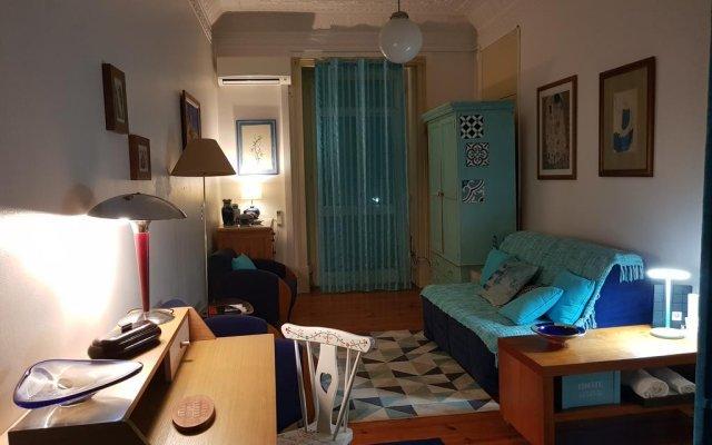 Апартаменты LxTownHouse Apartment комната для гостей