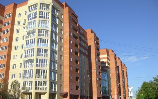 Aviation Hotel Domodedovo вид на фасад
