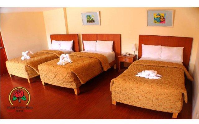 Hotel Santa Rosa 1