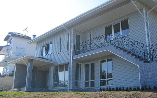 Отель Blue Villa вид на фасад