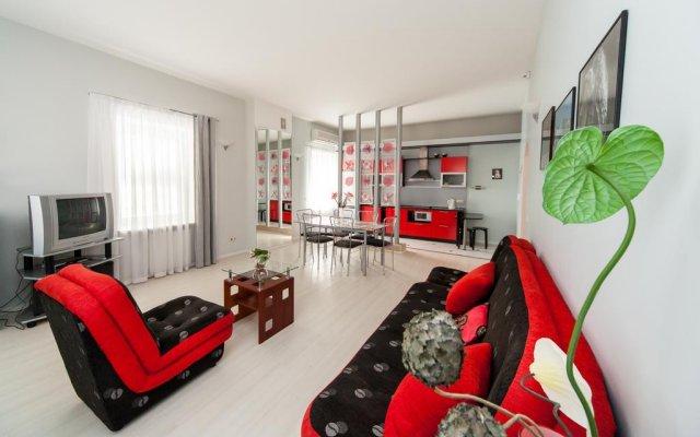 Отель Apartamenti Alto & Co комната для гостей