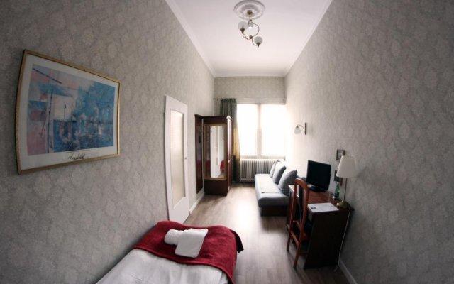 Отель Pensjonat Irena Польша, Сопот - отзывы, цены и фото номеров - забронировать отель Pensjonat Irena онлайн комната для гостей