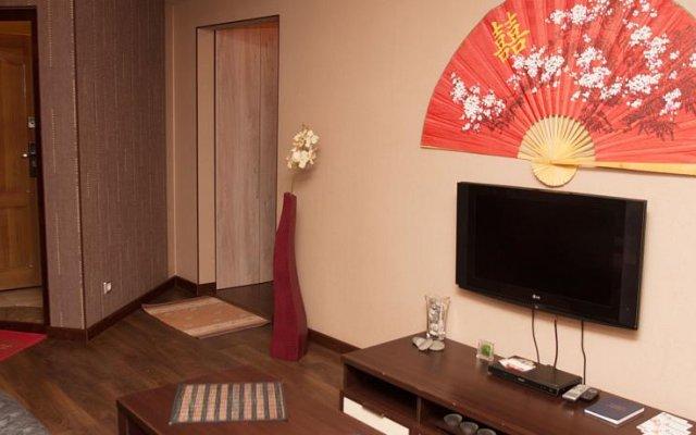 Апартаменты Абба комната для гостей
